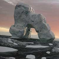 Alejandro Redondo - Iceberg