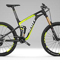 Alejandro Redondo - Concepto Scott bike